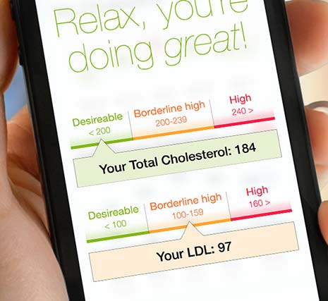 Understand what your cholesterol lab results mean