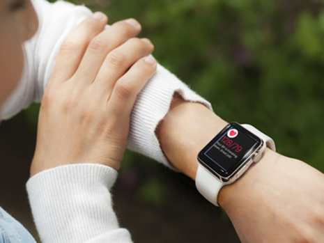 Hello Heart on the Apple Watch encourages you to live healthier
