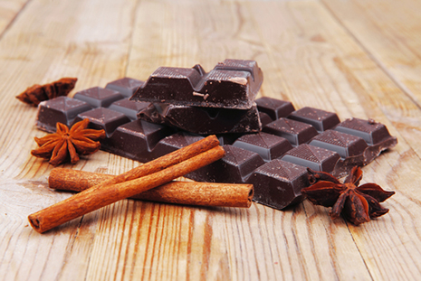 Dark Chocolate is a healthy alternative to milk chocolate that helps keep BP down