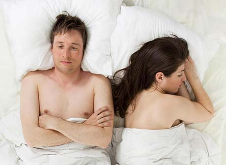 low sex drive from hypertension