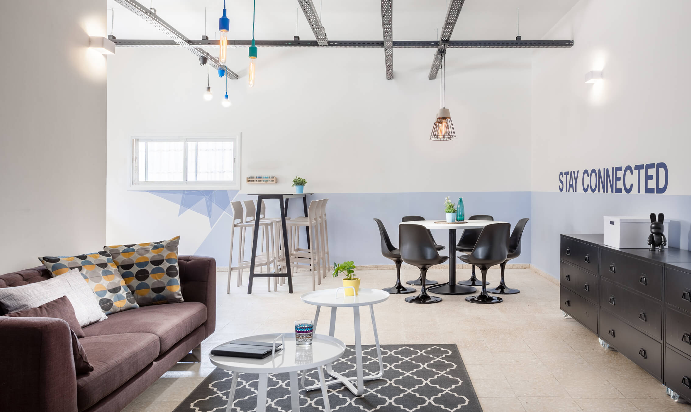 NetGev - Technological Hubs and co-working spaces