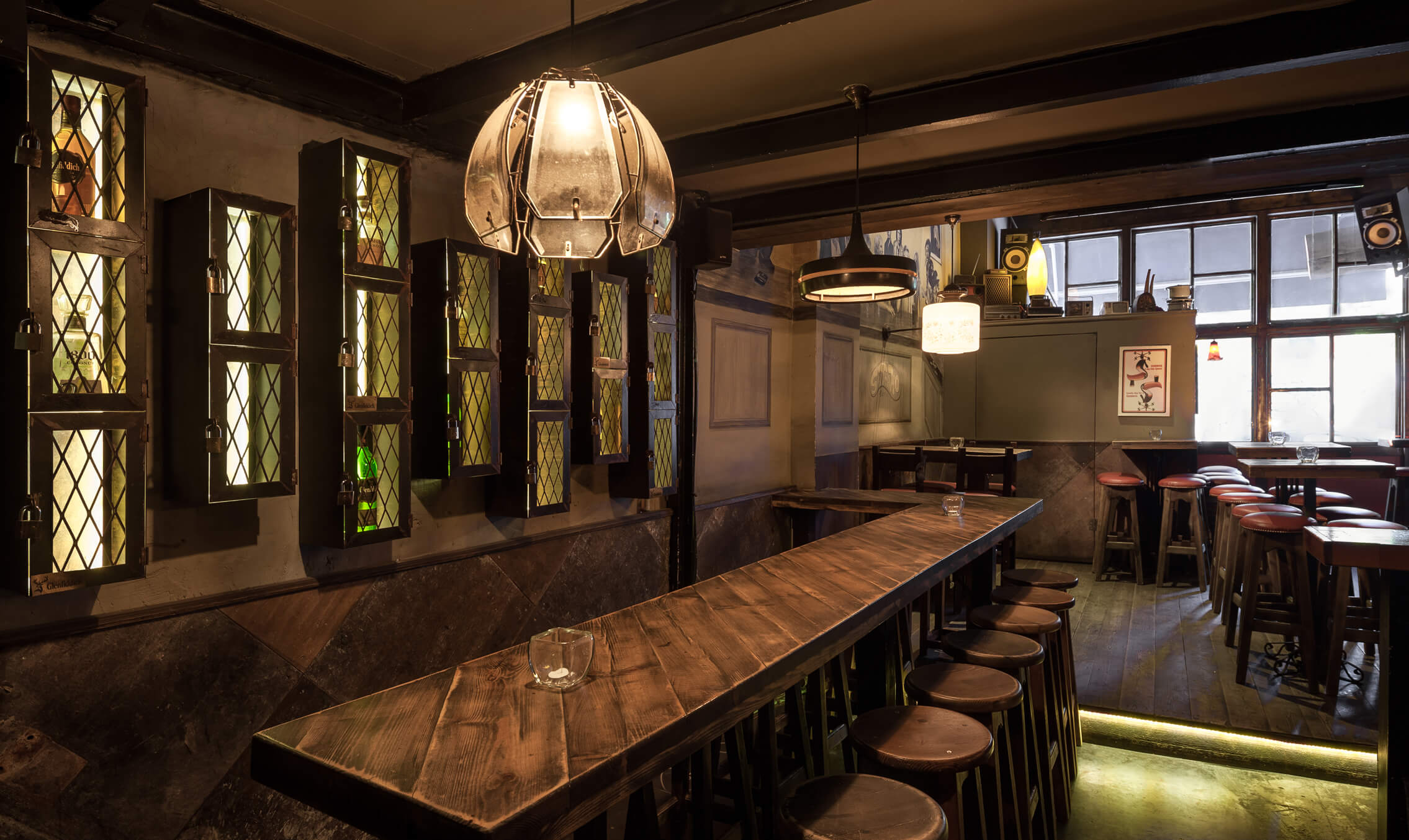 Satchmo Bar