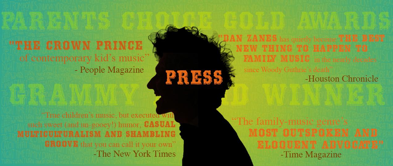 Dan Zanes Press