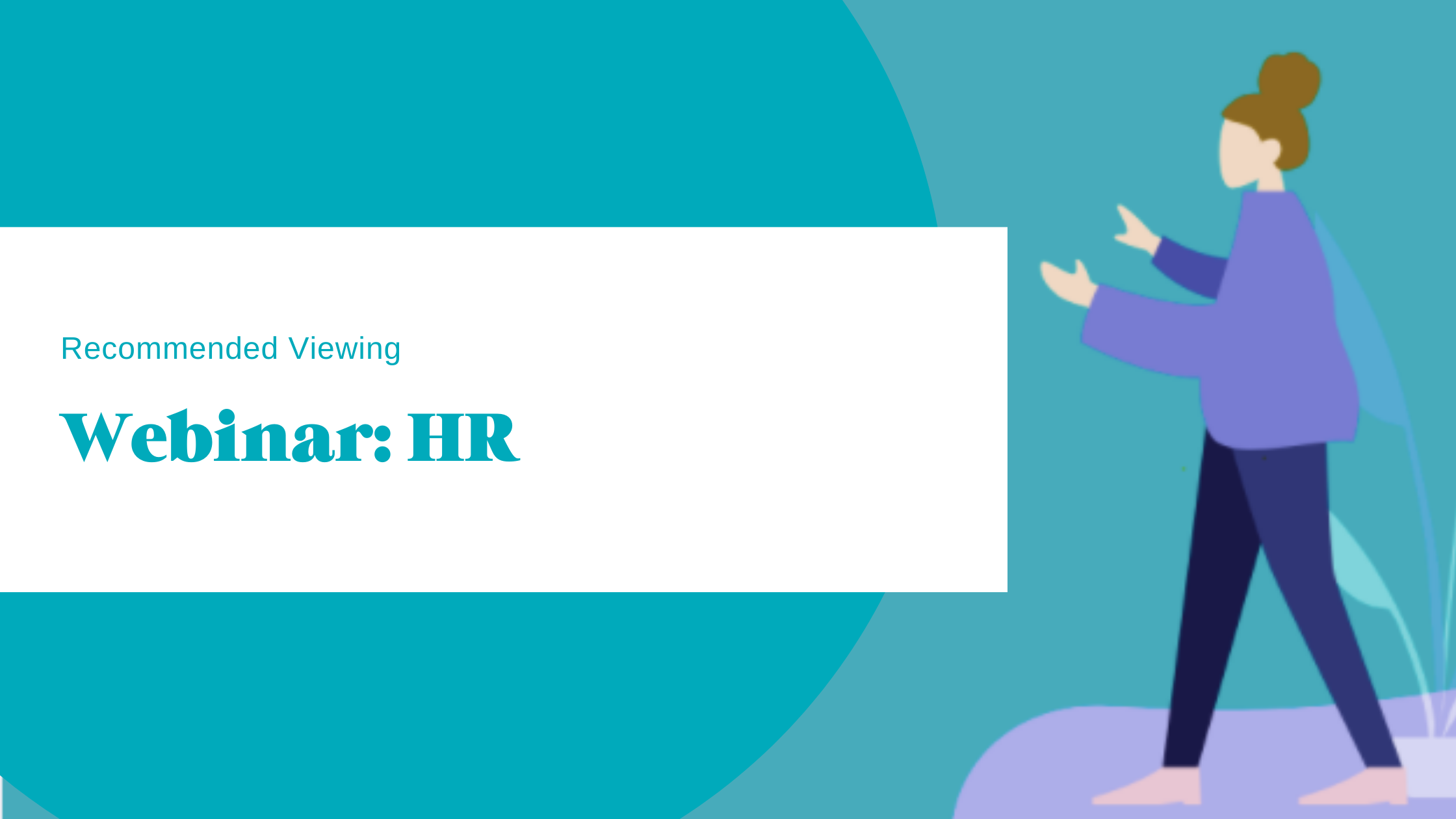 Recommended viewing webinar HR