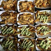 verde buffalo chicken food truck catering