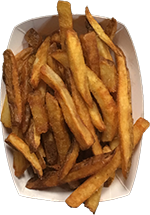 the best french fries in connecticut