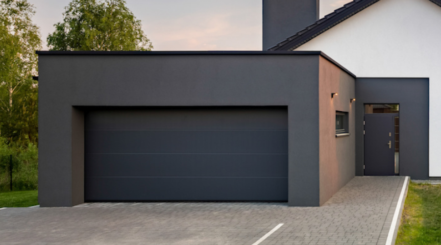 Garage betong