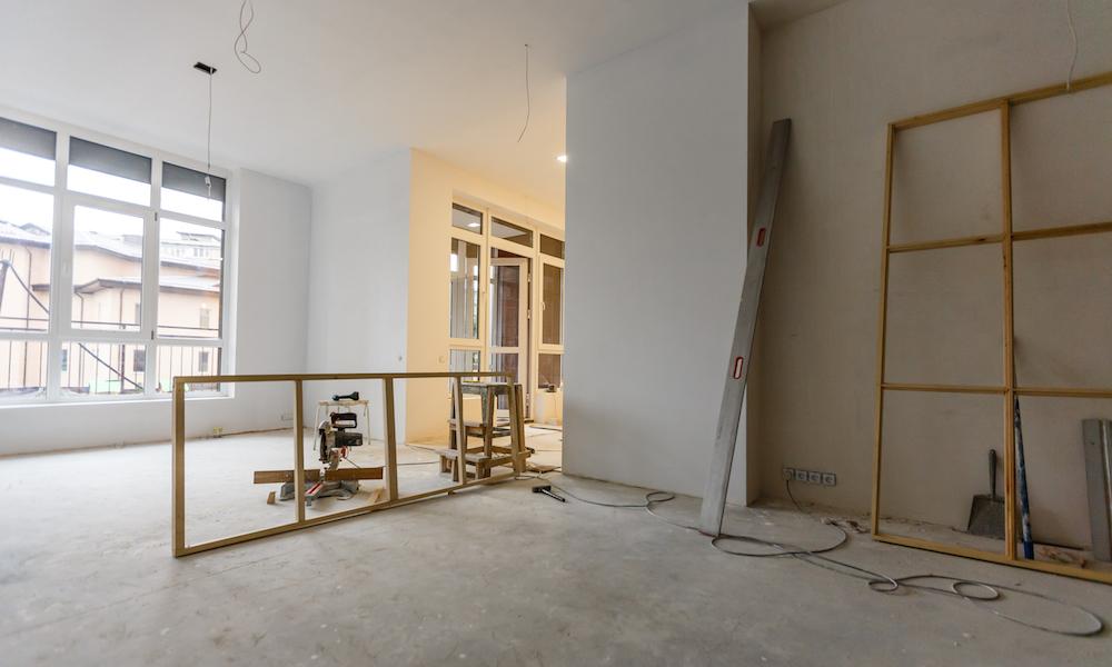 Totalrenovering hus Stockholm
