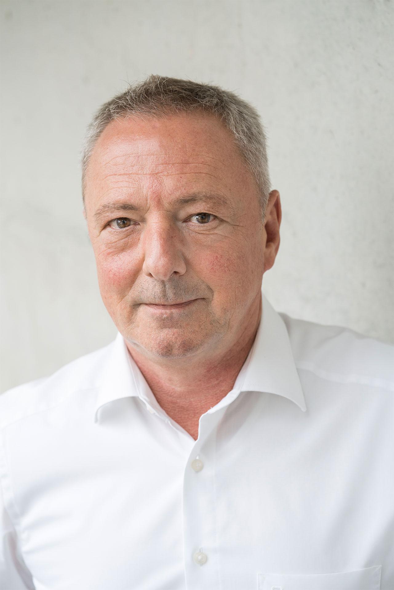 Joachim Steinke Portrait