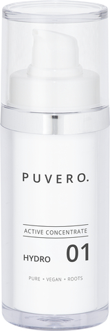 PUVERO Active Concentrate Produkte