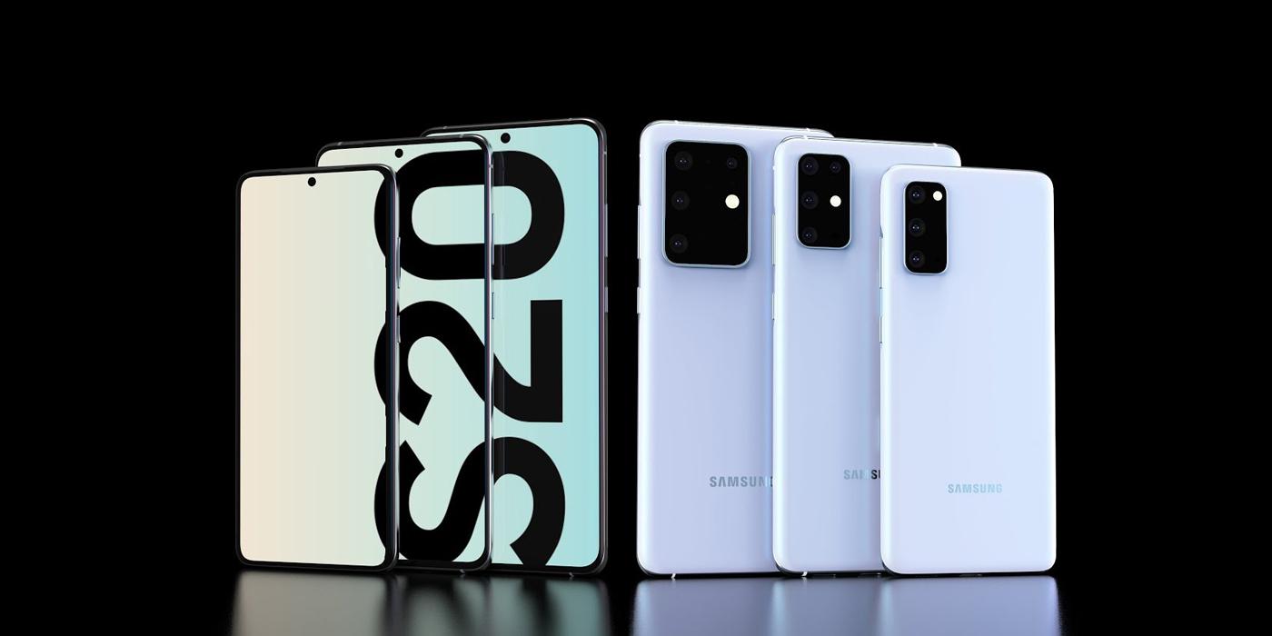 Samsung Galaxy S20 & S20+