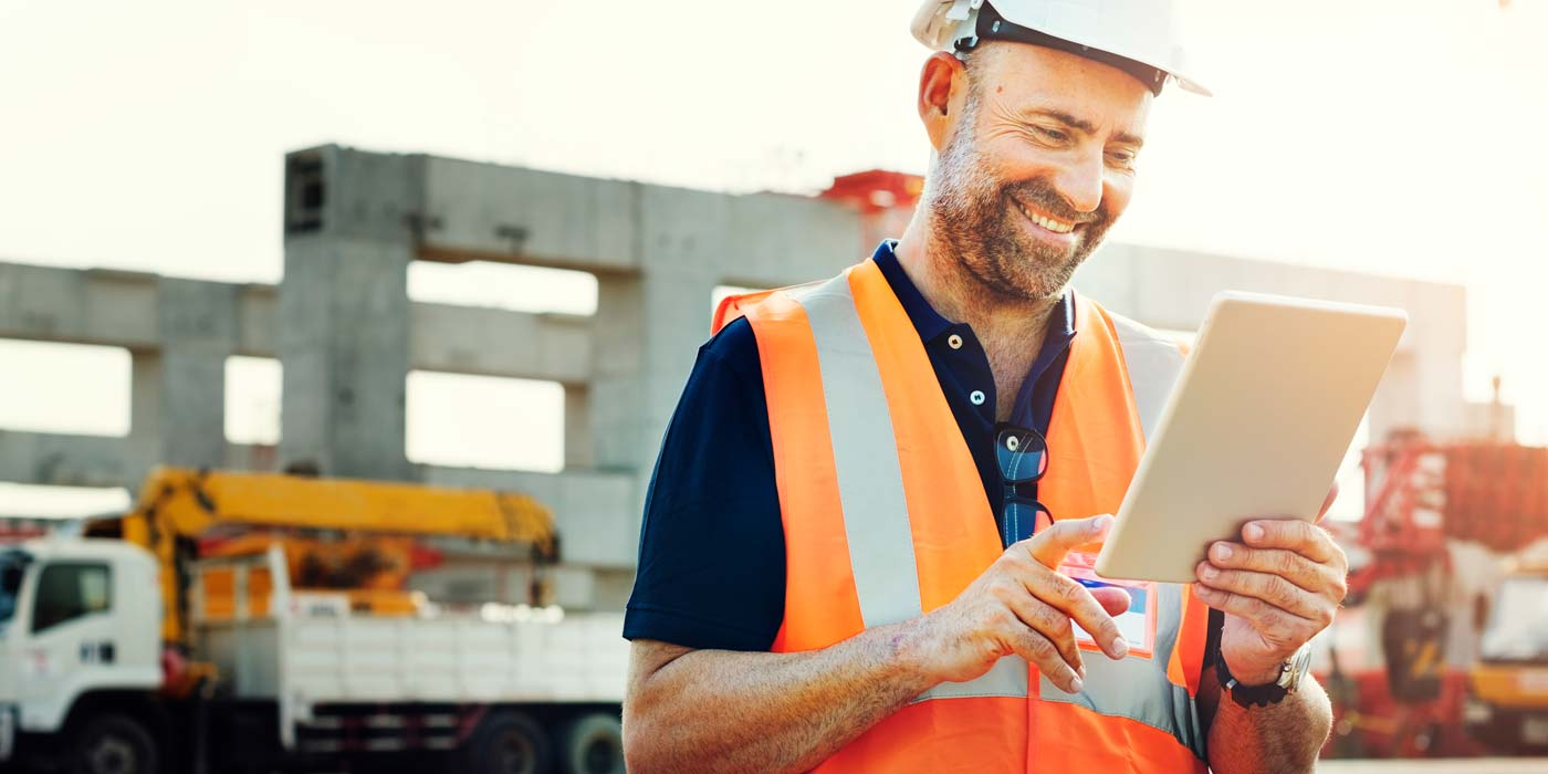 Installing Broadband on your Construction Site