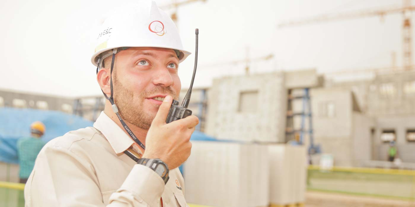 The Benefits of WiFi on Construction Sites