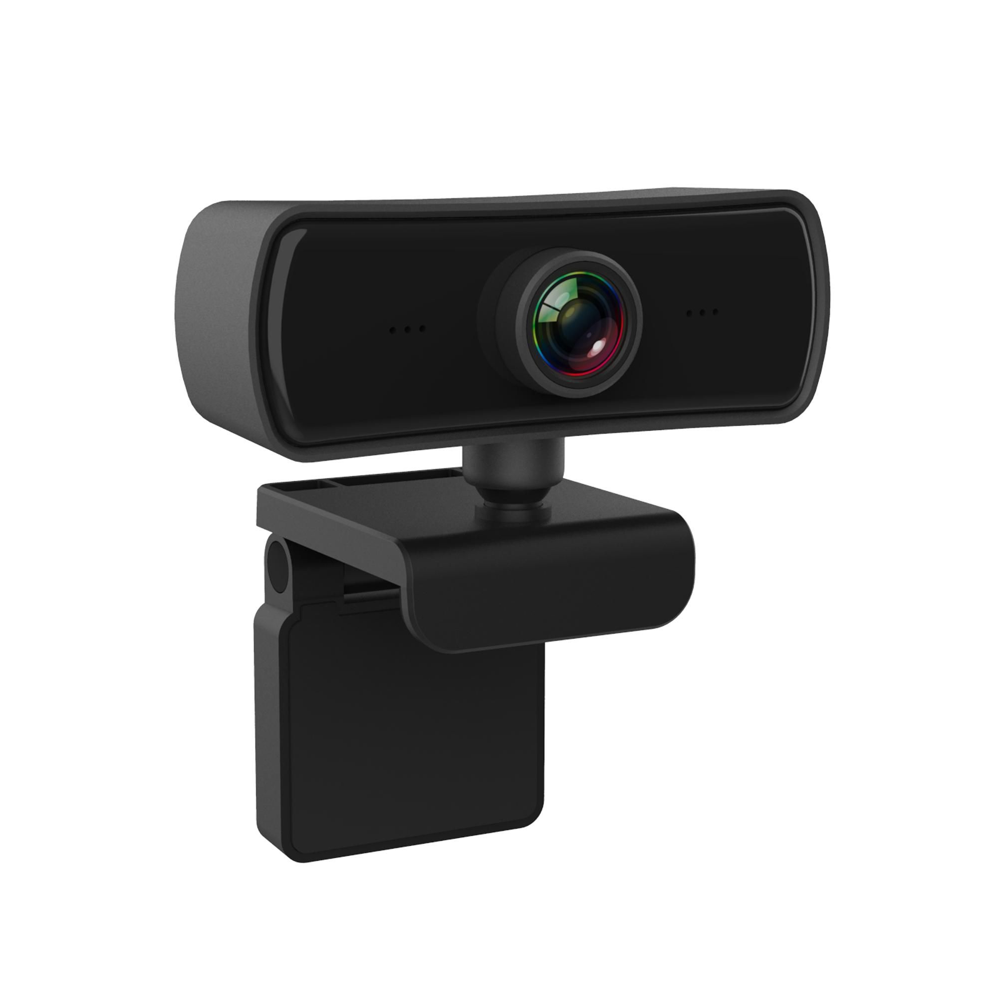 2K HD USB Webcam & Microphone