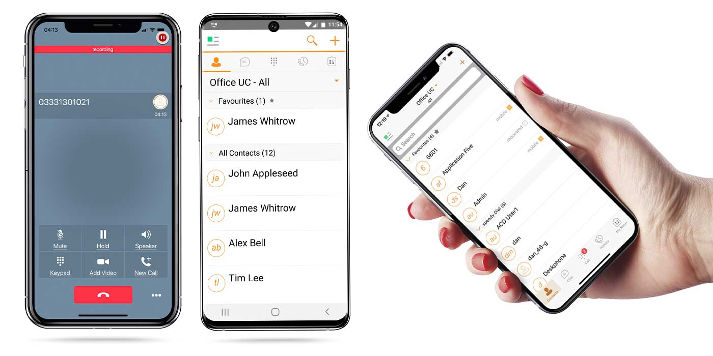 VoIP Mobile App