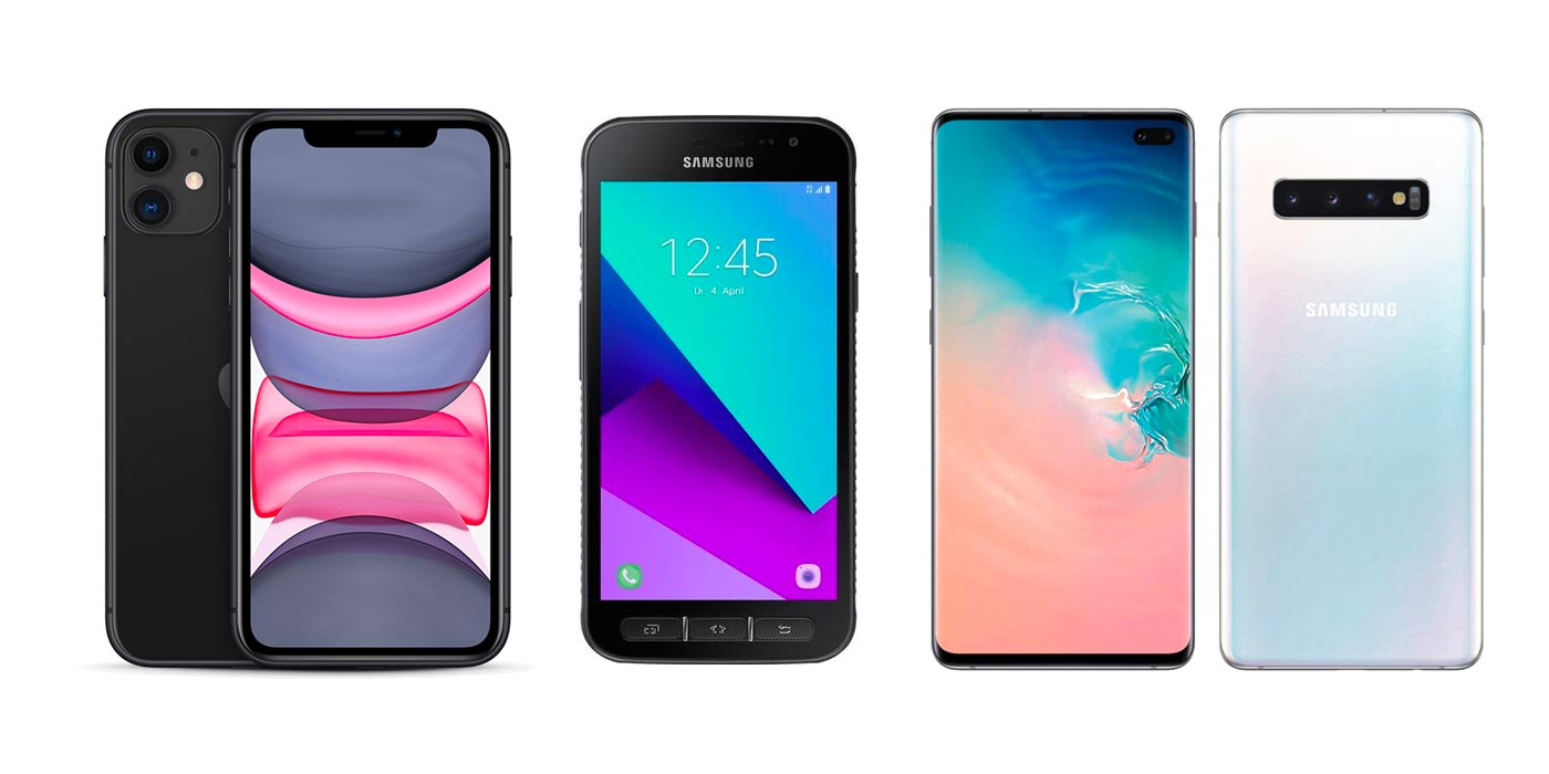 The Different Kinds of Business Mobile Phone Packages