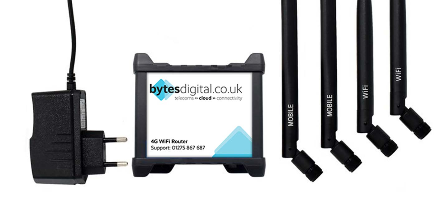 4G WiFi For Hire