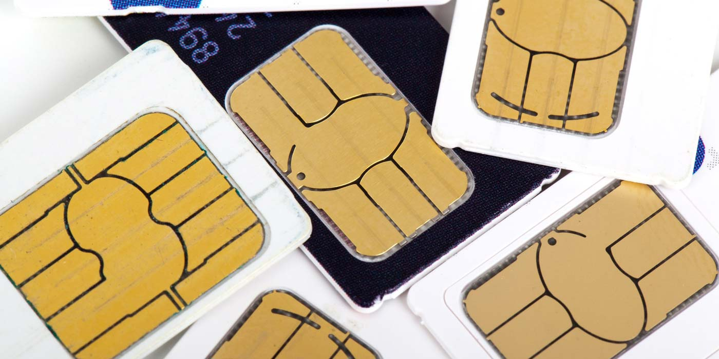 SIM cards for Samsung tablets