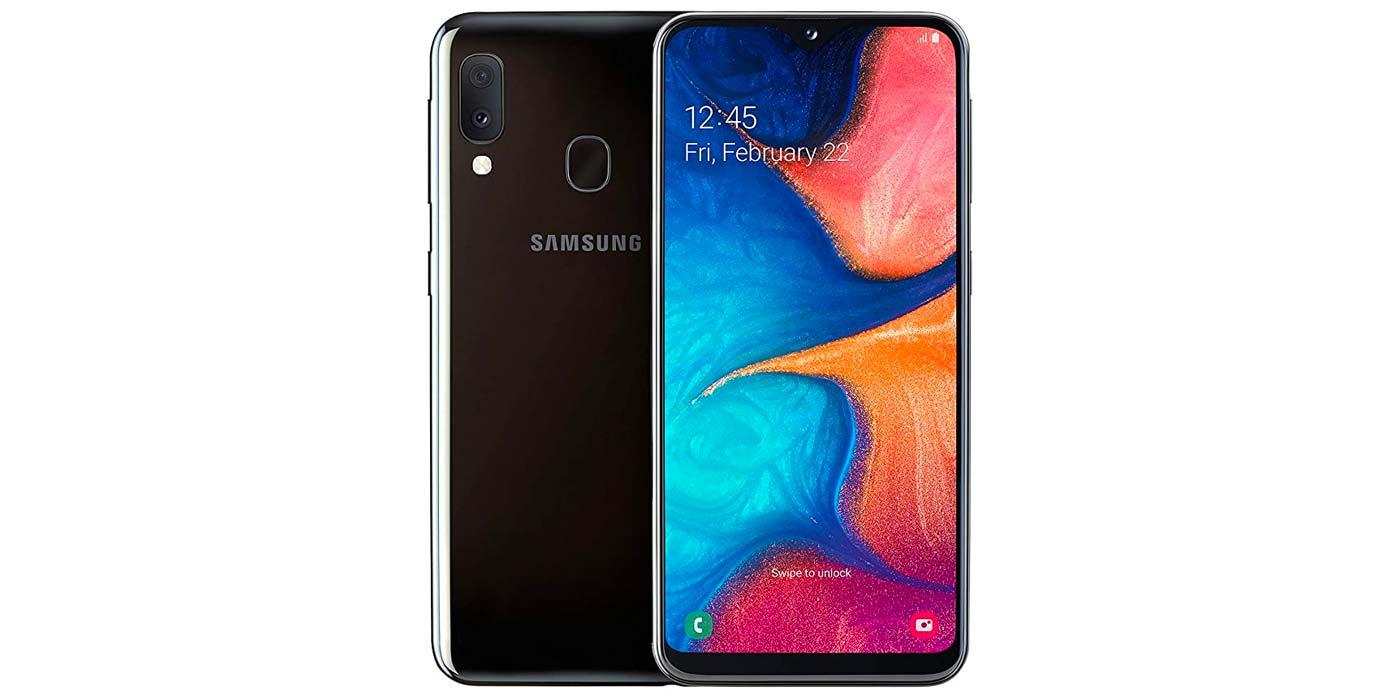 Samsung A20e for business