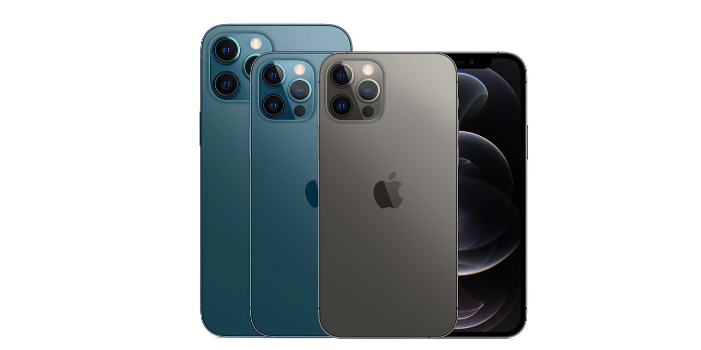 iPhone 12 Pro for business