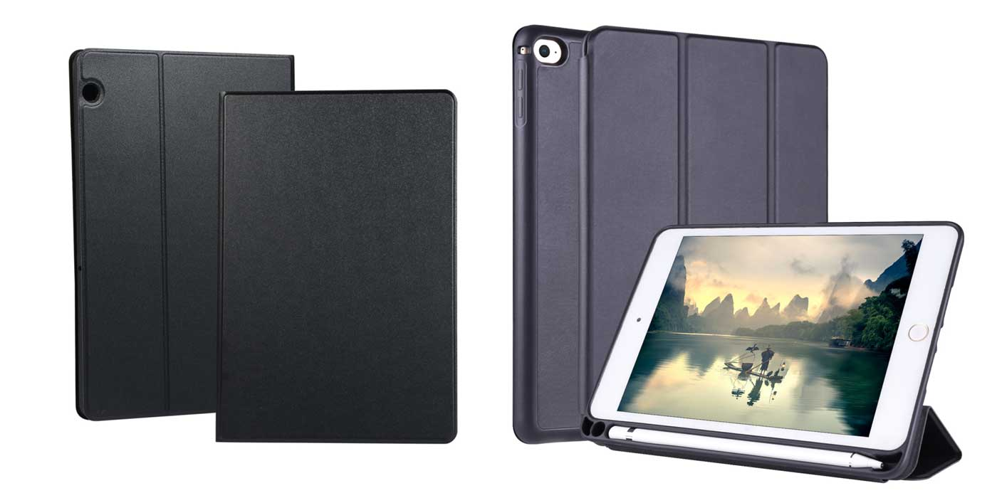 Wallet cases for school tablets & iPads