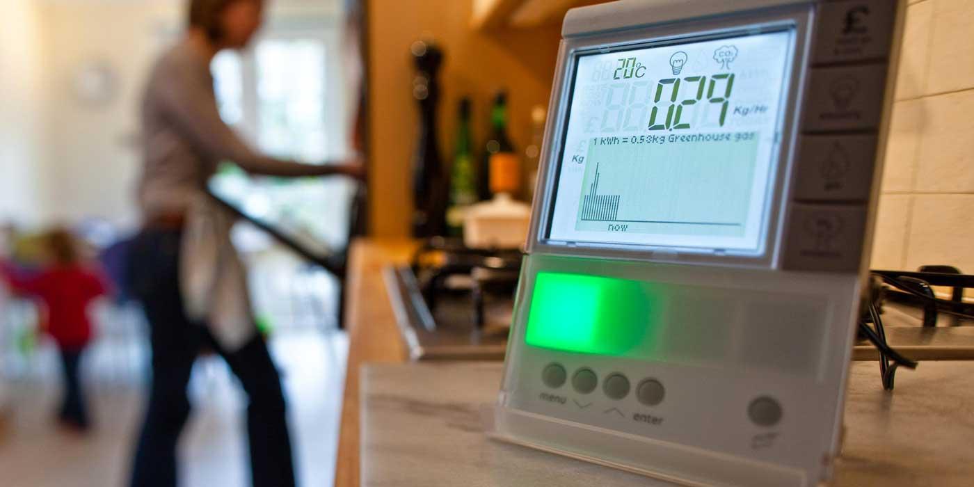 Smart Meter using an IoT SIM Card