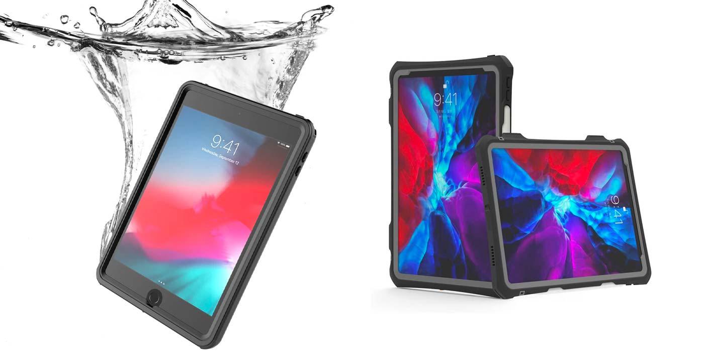 IP68 Waterproof iPad Cases for UK Wholesale