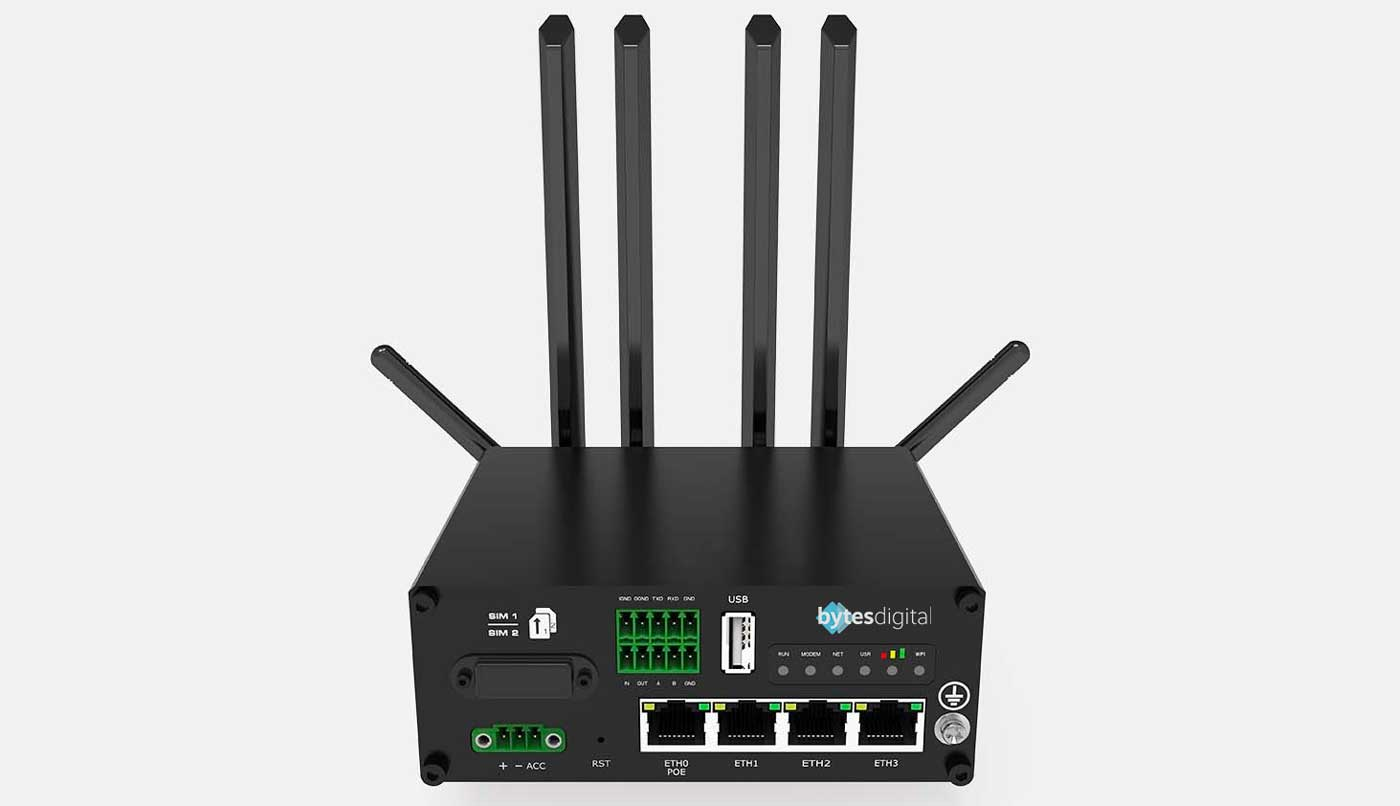 5G WiFi Router for business