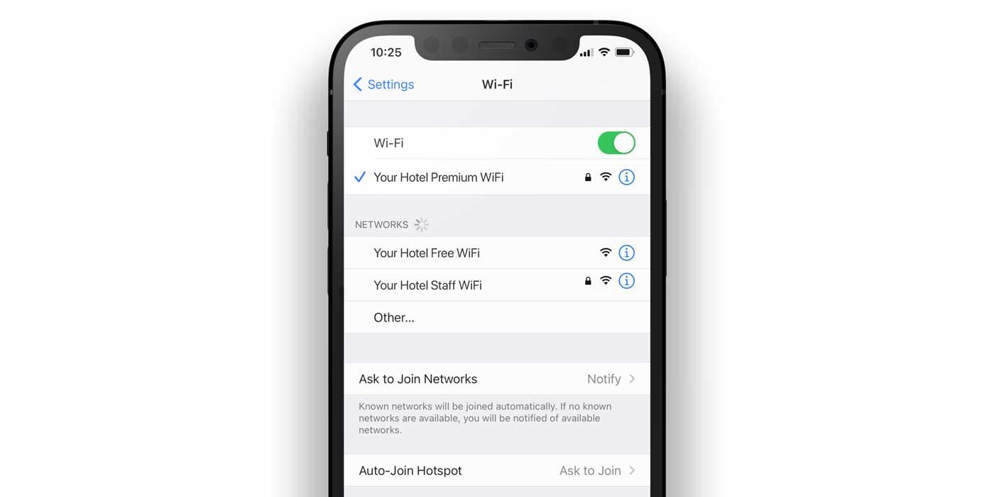 Hotel WiFi Networks