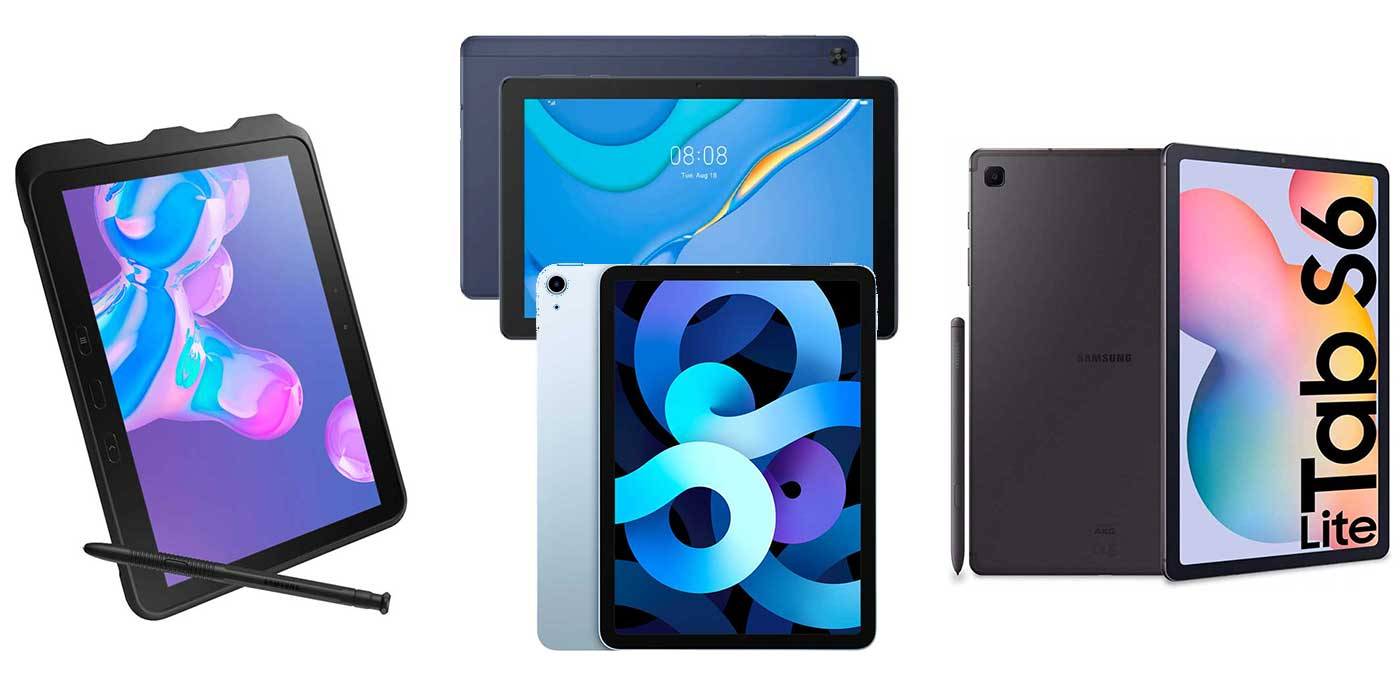 Top 10 Best Tablets for Business 2021