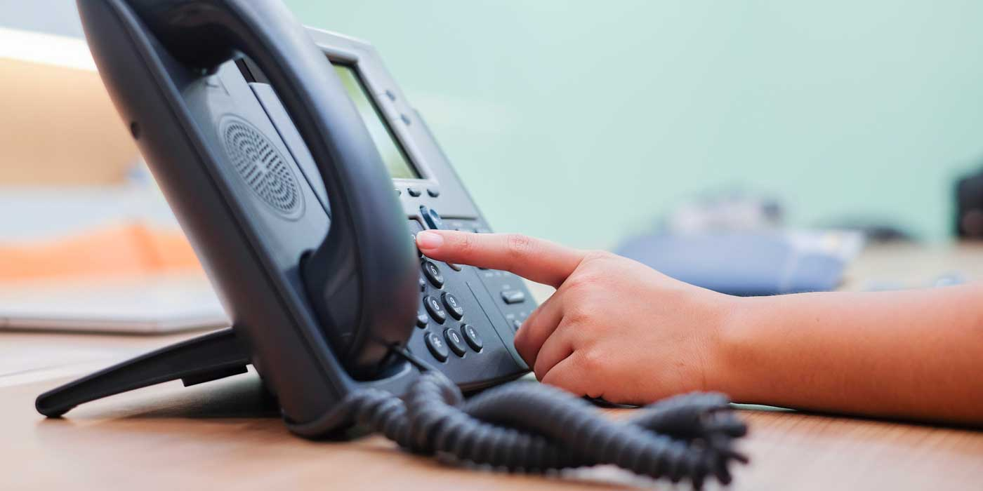 What are the Different Types of Telephone System?