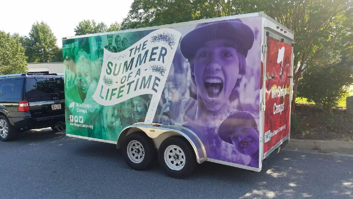 winshape camp trailer wrap