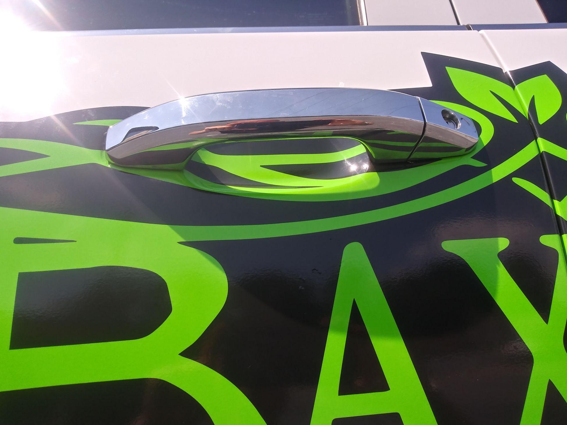 baxter truck wrap