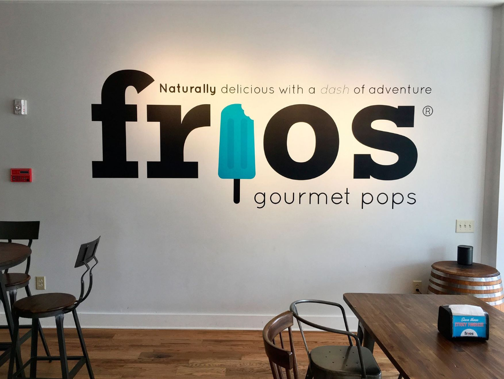frios wall decal