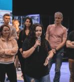 Kingdom Domain College Students sharing testimony