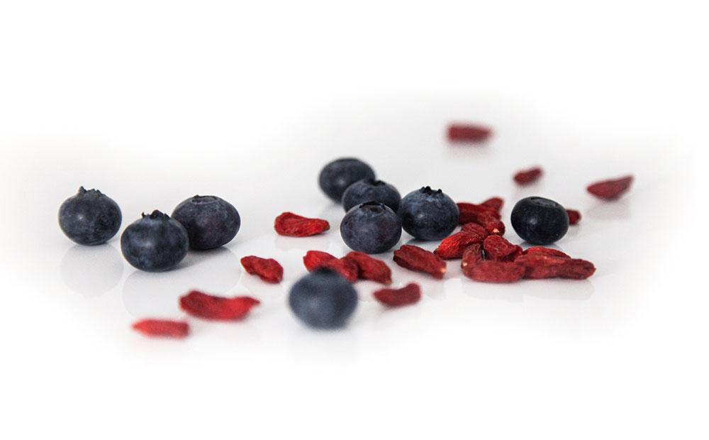 Inhaltsstoff Beeren