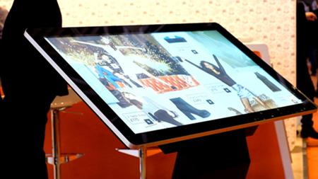 Touchscreen kiosks