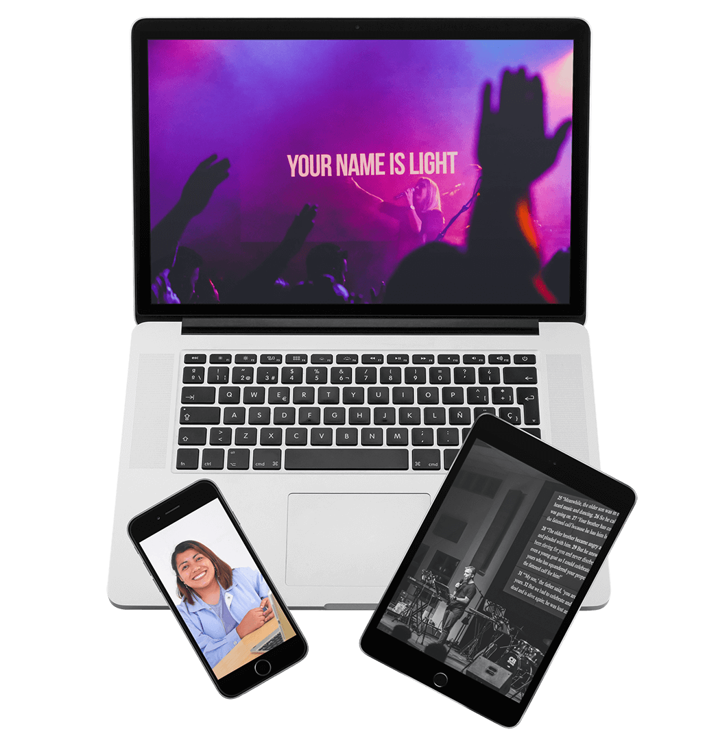 With Communitas Reach, churches will be able to deliver individualized discipleship content, live and on-demand, to aid in the spiritual growth of individuals within their congregation.