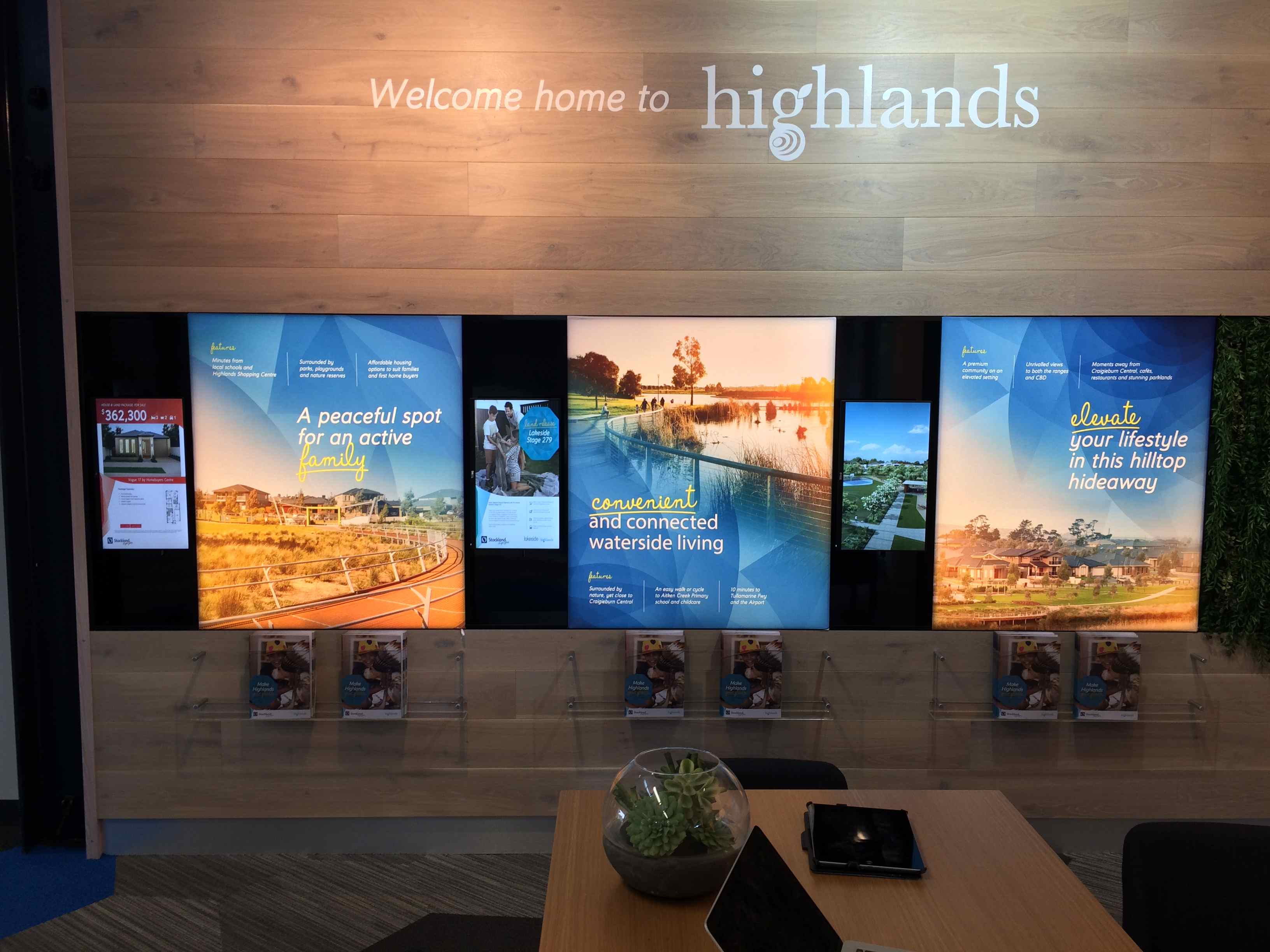 Stockland – Highlands Display Centre