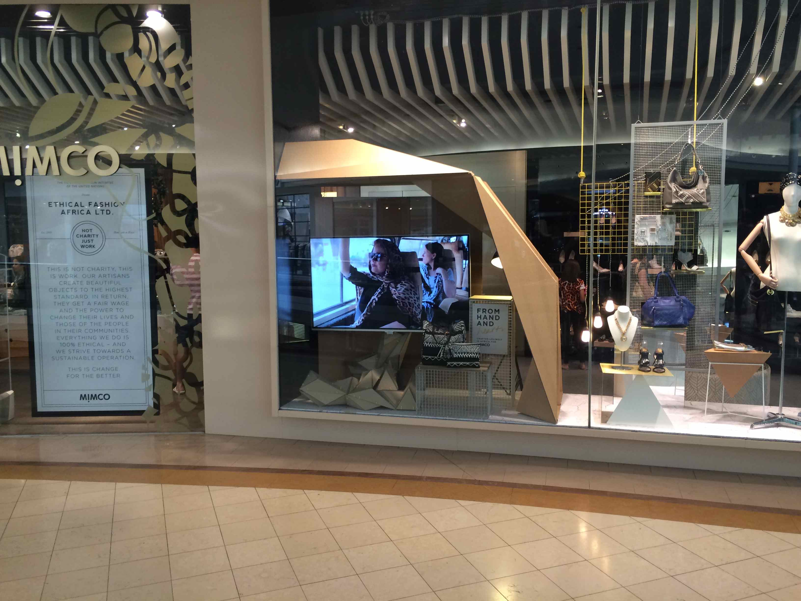 Mimco - Chadstone Shopping Centre