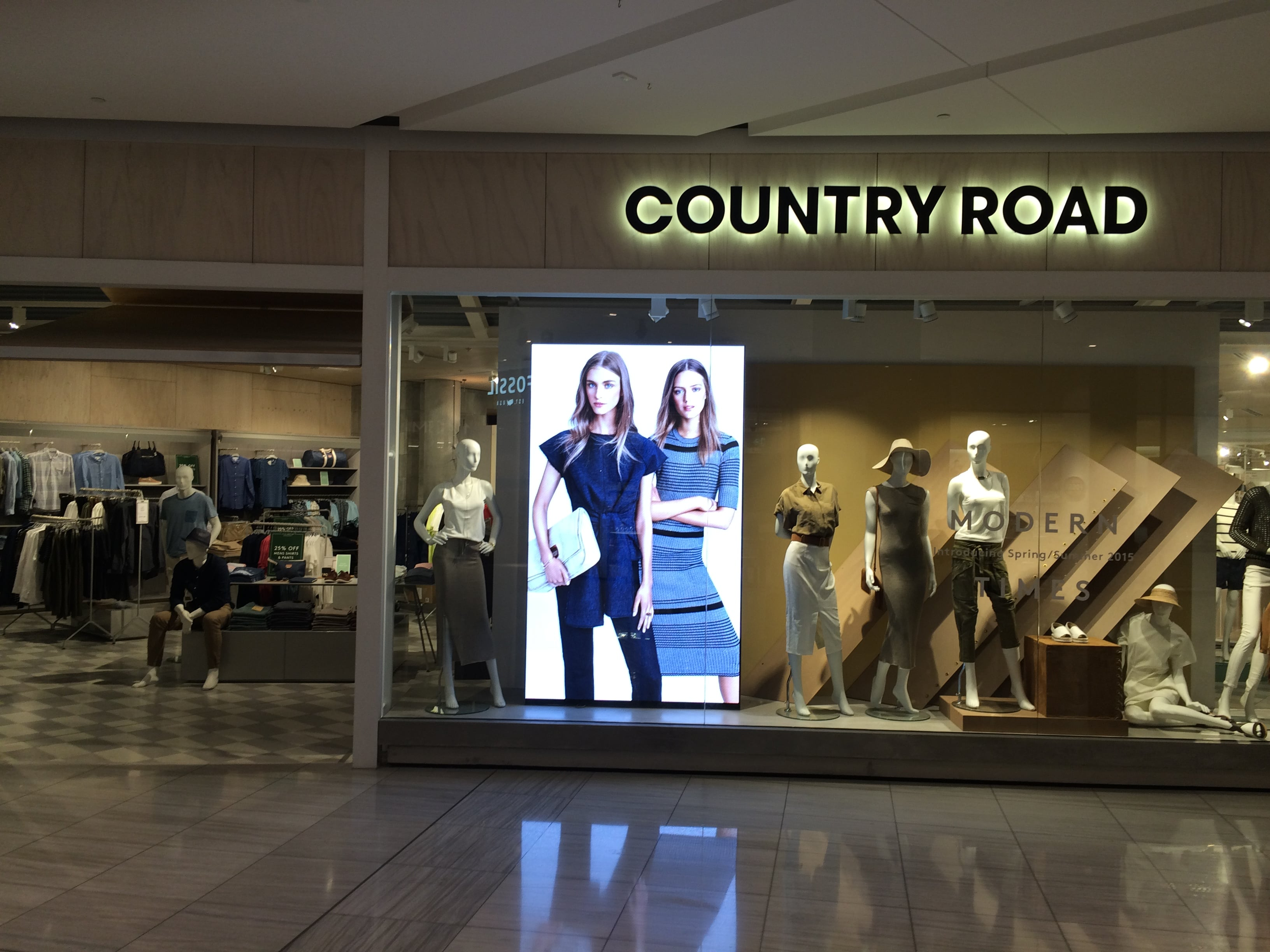 Country Road  - Miranda Shopping Centre