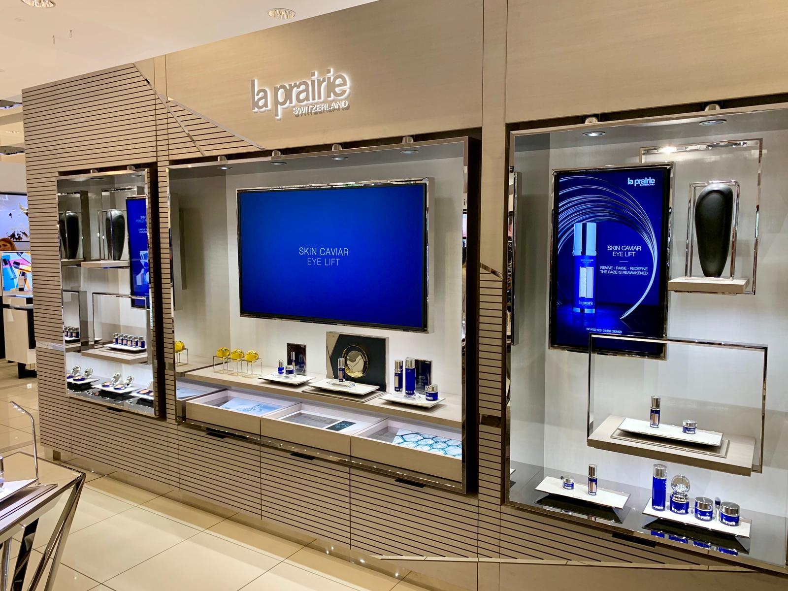La Praire - David Jones - Chadstone Shopping Centre
