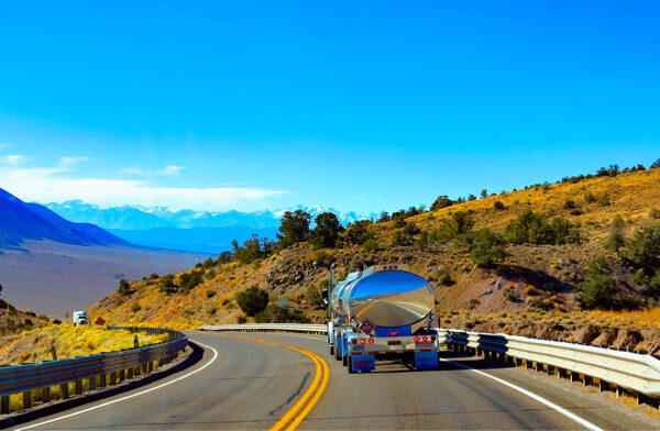 Site Fuel Propane Delivery Across the States