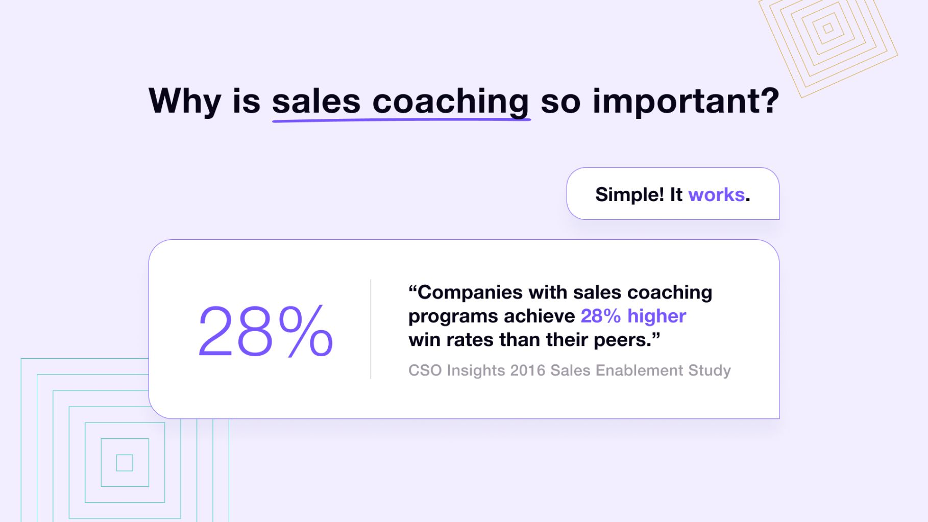 Is sales coaching important?