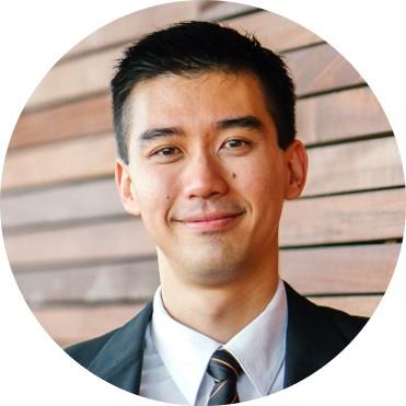 Photo of an asian man