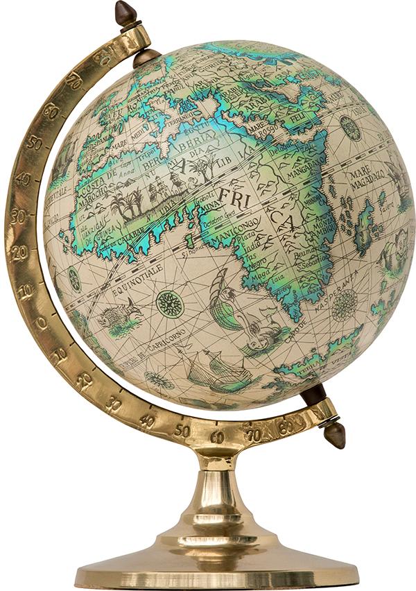 Image of Antique globe
