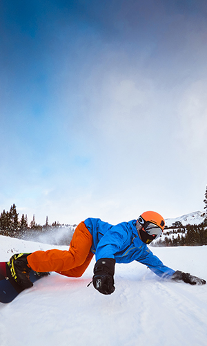 From Sunshine to Lake Louise, join us and see how low you can go to satiate your hunger for a deep carve.