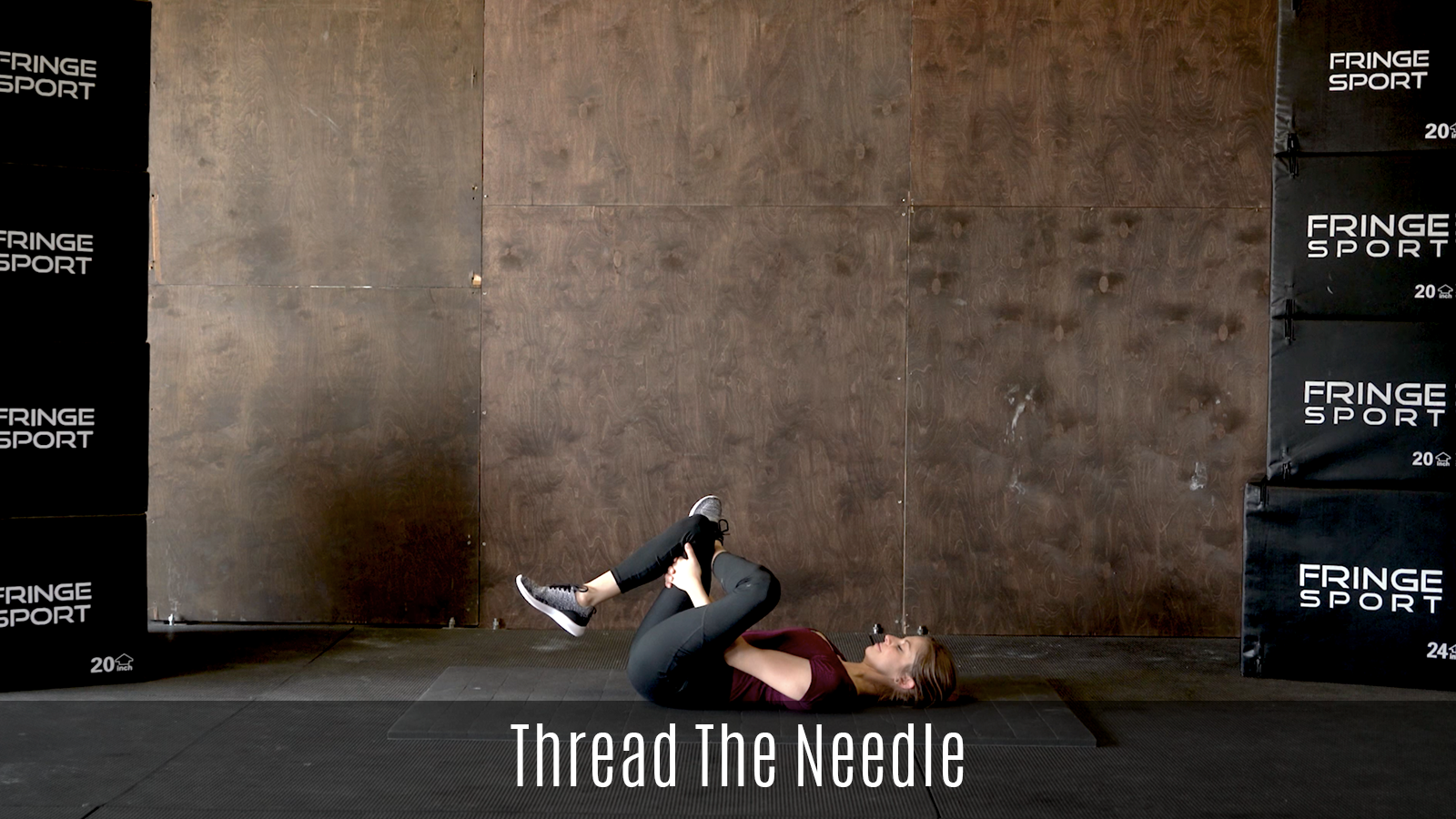 thread the needle movement demo