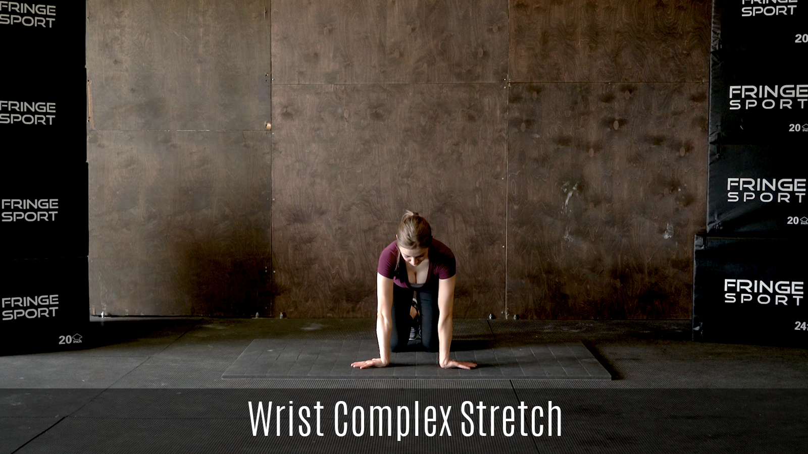wrist complex stretch demo