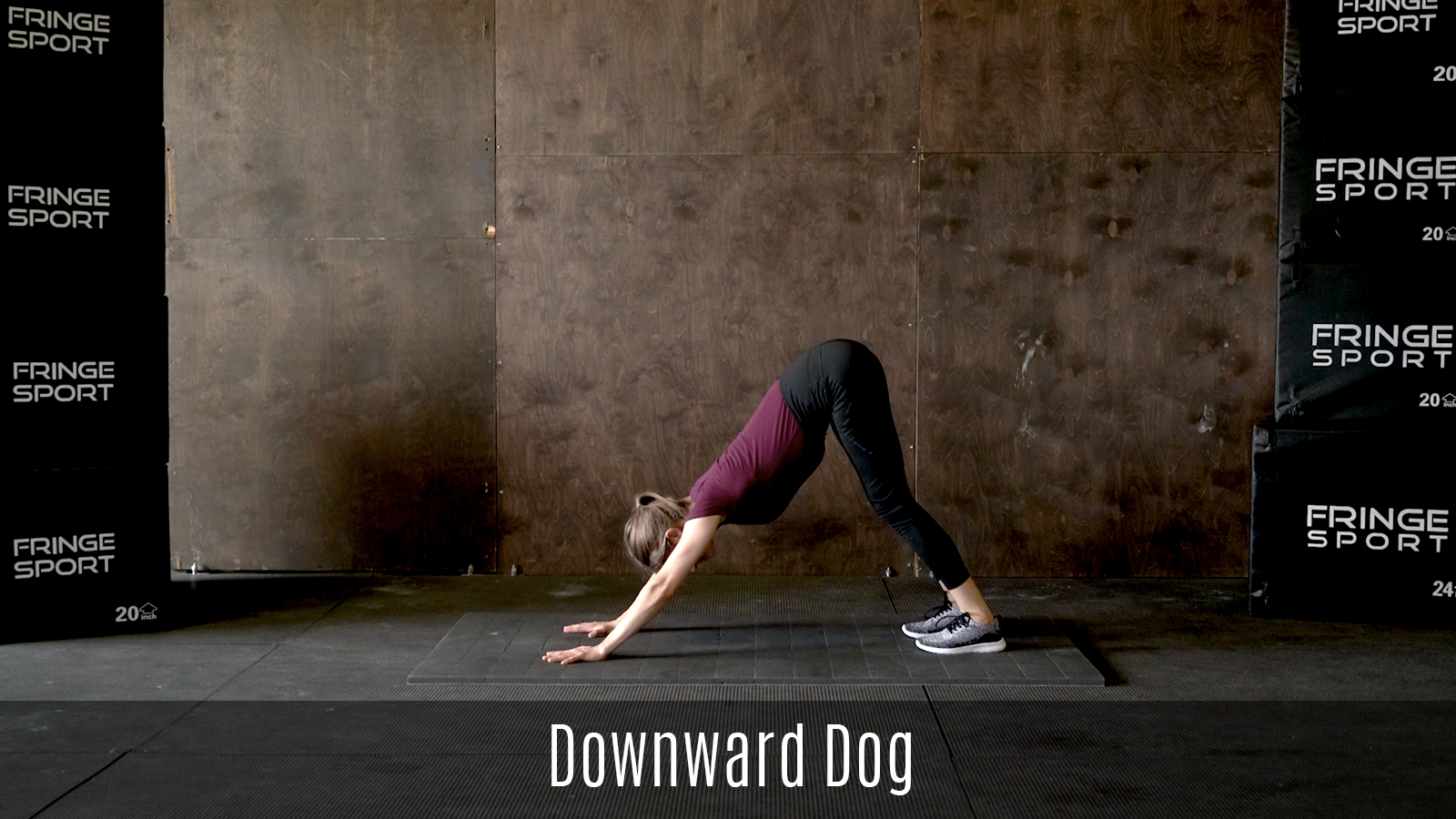 downward dog demo
